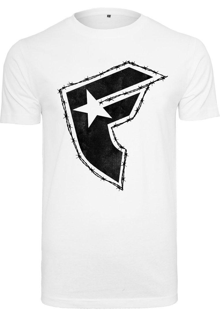 Herren BARBED - T-Shirt print