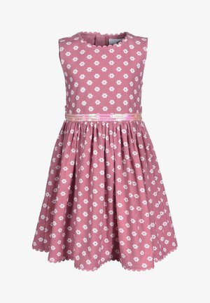 Day dress - dusty rose