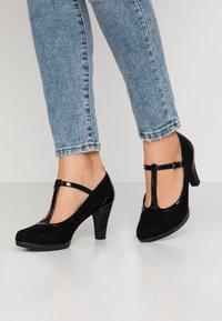Marco Tozzi - Classic heels - black - 0