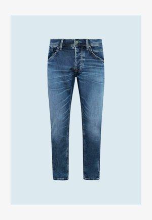TRACK - Jeans slim fit - denim