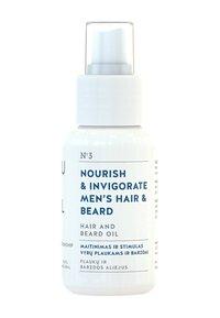 YOU & OIL - HAIR AND BEARD OIL NOURISH & INVIGORATE MEN'S HAIR & BEARD - Beard oil - - - 1