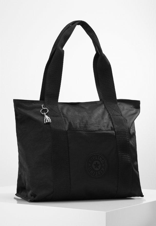 ERA M - Tote bag - rich black