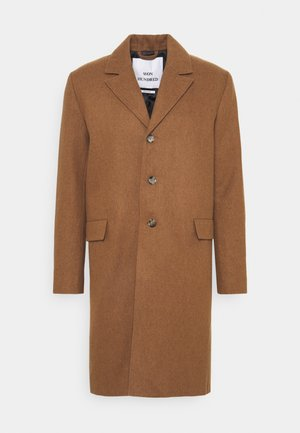 JULIUS - Classic coat - toffee