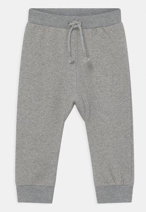 MATTI BABY UNISEX - Trousers - grey melange