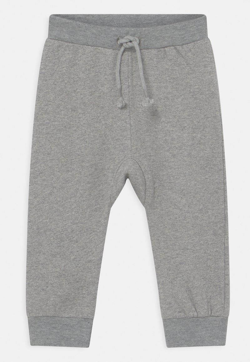 Sense Organics - MATTI BABY UNISEX - Trousers - grey melange
