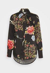 Victoria Victoria Beckham - Button-down blouse - black - 6
