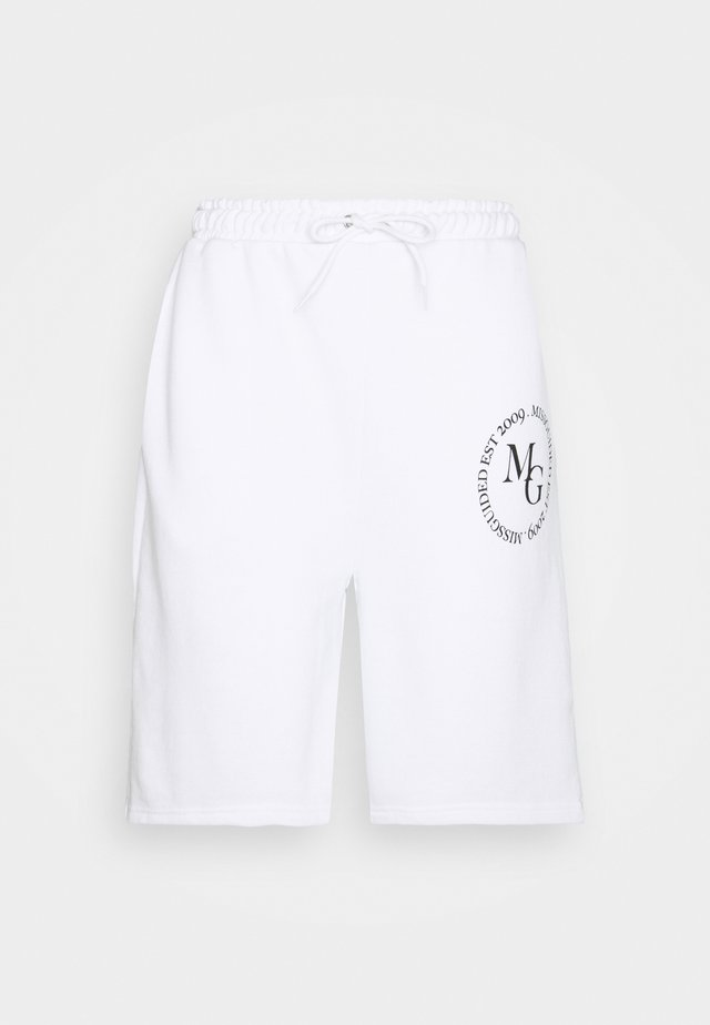 BRANDED - Shorts - white