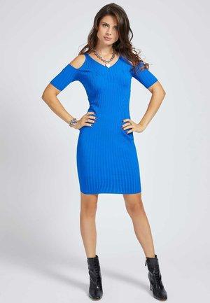 JESSICA DRESS - Etui-jurk - blau