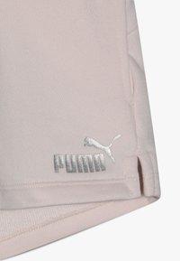 Puma - SHORTS  - Krótkie spodenki sportowe - rosewater - 4