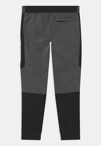 Automobili Lamborghini Kidswear - CONTRAST INSERT - Tracksuit bottoms - grey estoque - 1