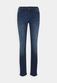 Emporio Armani - Jeans Skinny Fit - blue denim - 3