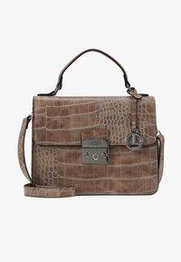 L. CREDI - FEODORA - Handbag - taupe - 1