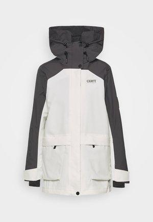 BLAZE JACKET - Snowboard jacket - off white