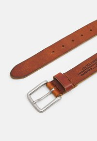 Jack & Jones - JACGRANT BELT - Belt - cognac - 1