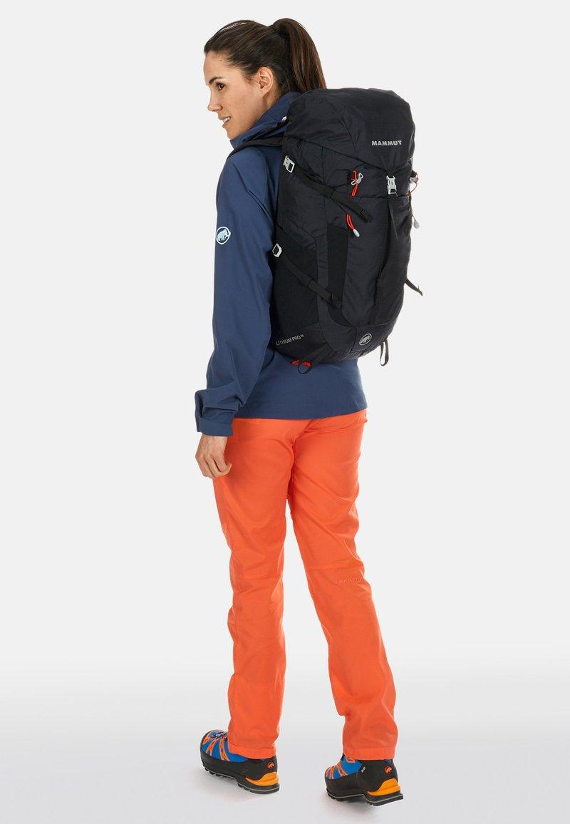 Mammut - LITHIUM PRO - Hiking rucksack - black