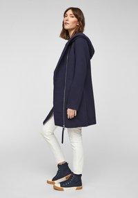 s.Oliver - Short coat - navy - 1
