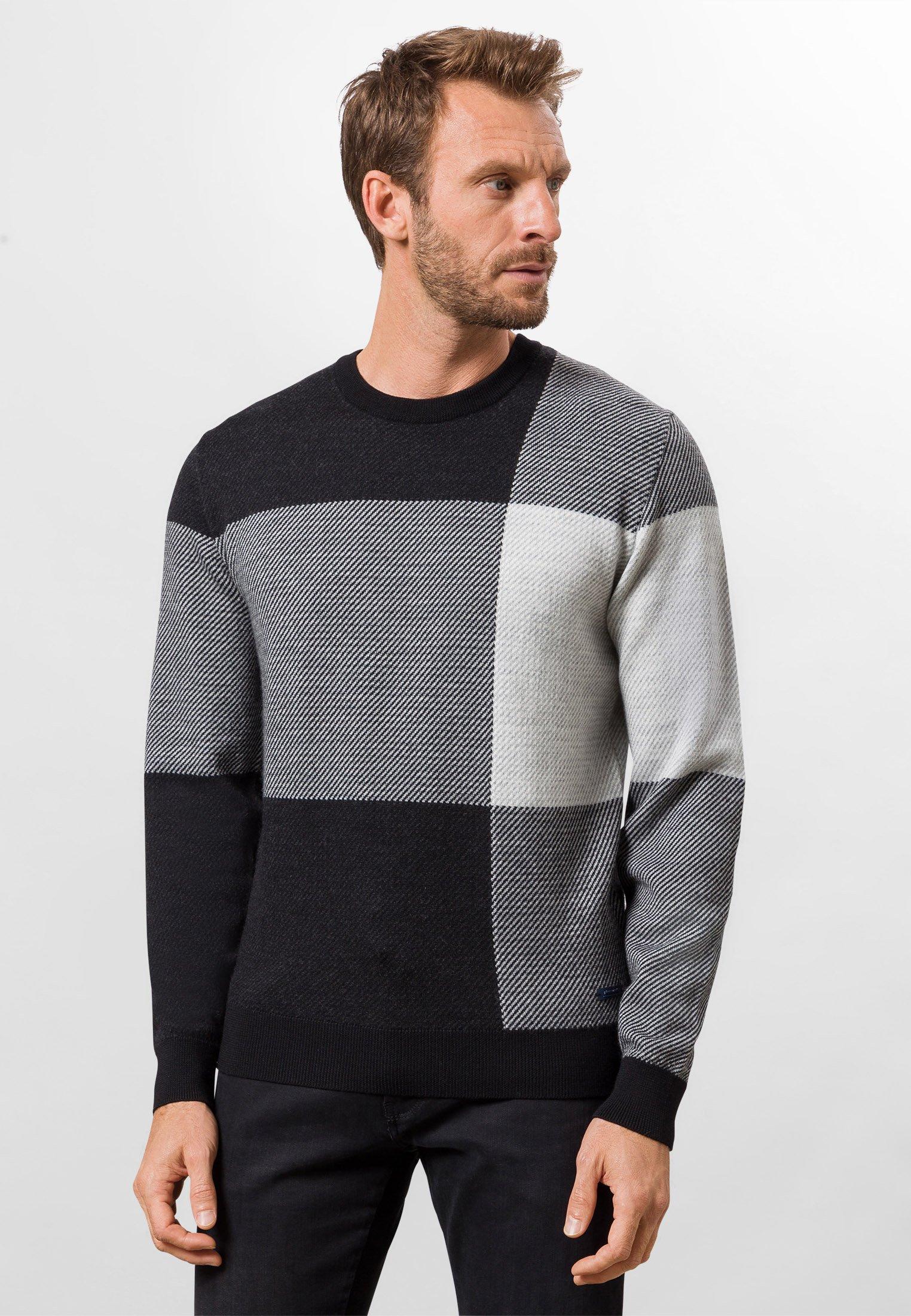 Homme KARIERT - Pullover