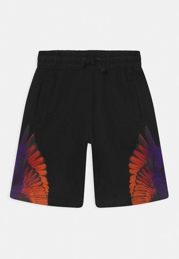 BERMUDA WINGS COLOR - Shorts - nero