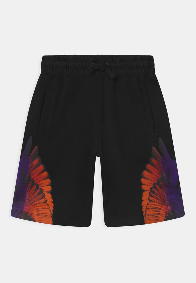 BERMUDA WINGS COLOR - Shorts - nero
