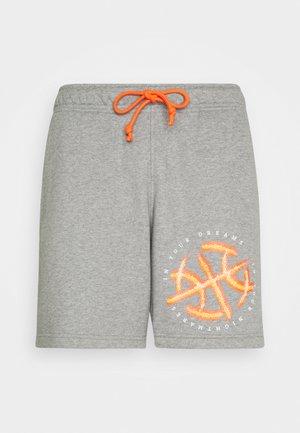 Shorts - carbon heather