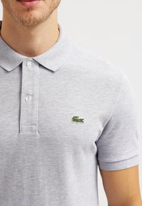 Lacoste - Polo shirt - silver chine - 4