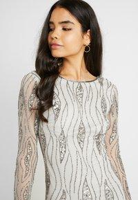 Lace & Beads Tall - BROOKLYN DRESS - Juhlamekko - grey - 6
