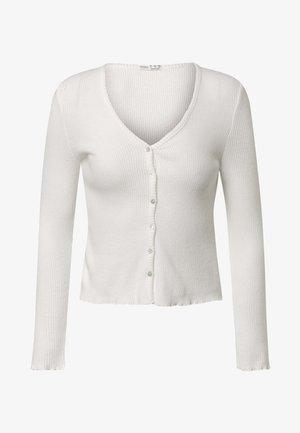 Pyjama top - white