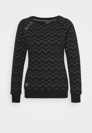 DARIA - Sweatshirt - black