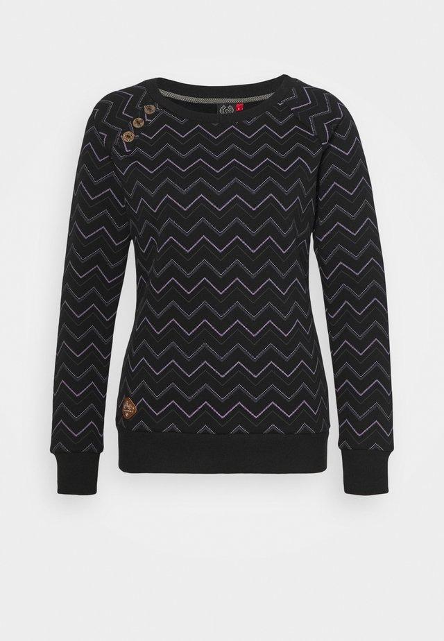 DARIA - Sweater - black
