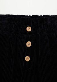 Mango - LINA - Trousers - černá - 2