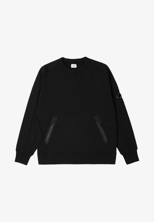 LIFESTYLE - TEXTILIEN - Sweatshirt - schwarz