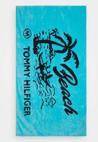 Tommy Hilfiger - BEACH CLUB TOWEL - Telo mare - blue - 0