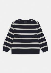 ARKET - SWEATSHIRT - Sweatshirts - navy/white - 0