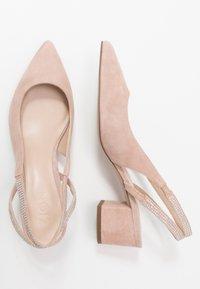 Zign - Classic heels - nude - 3