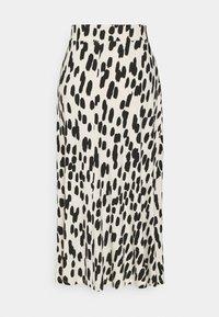 Marks & Spencer London - SKATER - A-line skirt - black - 1