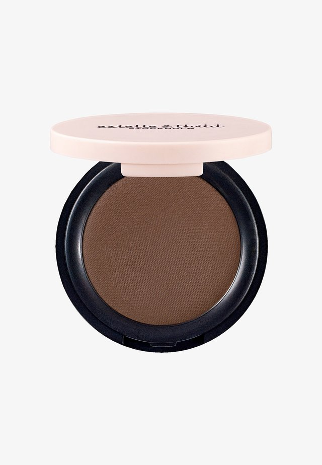 BIOMINERAL SILKY EYESHADOW 3G - Cień do powiek - cocoa