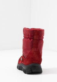 Naturino - VARNA - Winter boots - granata - 4