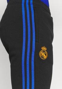 adidas Performance - REAL MADRID SWT PNT - Club wear - black - 5