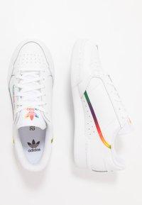 adidas Originals - CONTINENTAL 80 - Sneakersy niskie - footwear white/core black - 0
