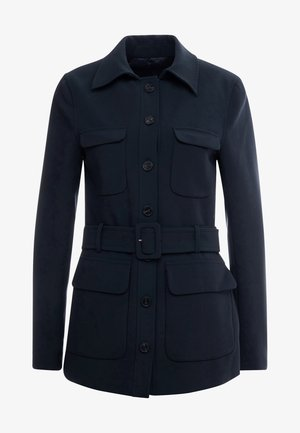 FRAY - Short coat - navy blazer