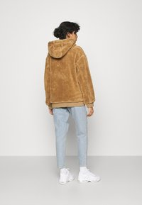 BDG Urban Outfitters - ROSIE HOODED - Zimní bunda - parchment - 2