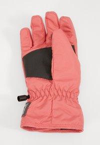 Jack Wolfskin - EASY ENTRY GLOVE KIDS - Gloves - coral/pink - 2