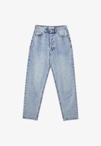 PULL&BEAR - Jeansy Straight Leg - blue - 6