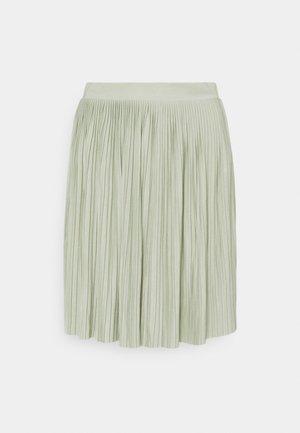 VIPLISS SKIRT - Mini skirt - desert sage