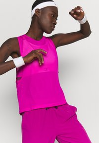 Under Armour - MUSCLE TANK - Sports shirt - meteor pink - 3
