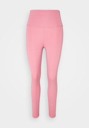 THE YOGA 7/8 - Leggings - desert berry/heather/light arctic pink