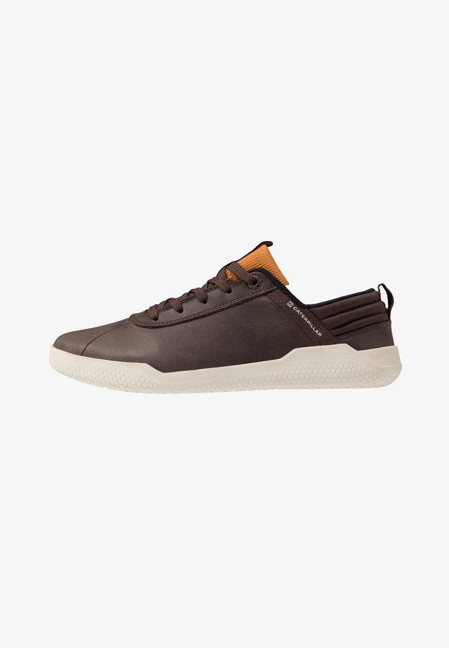 HEX - Sneakers basse - coffee bean