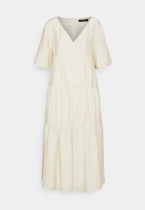 TEVERE - Maxi šaty - ivory