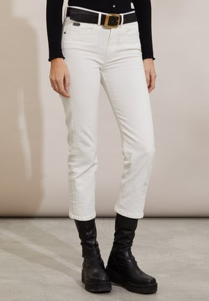 LOUISE - Trousers - offwhite