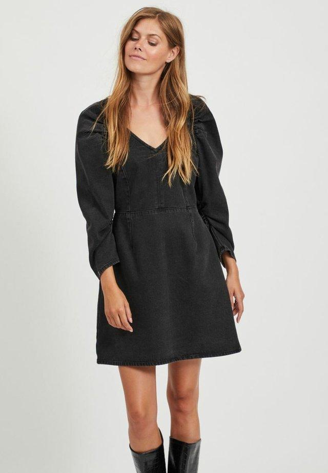 Sukienka jeansowa - dark grey denim